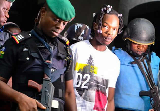 Naira Marley's trial