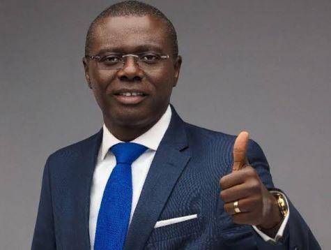 Governor of Lagos, Babajide Sanwo-olu