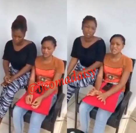 Two women who accused Davido of impregnating one of them