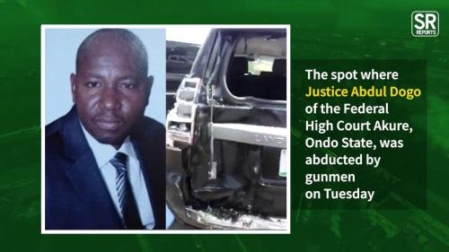 Justice Abdul Dogo