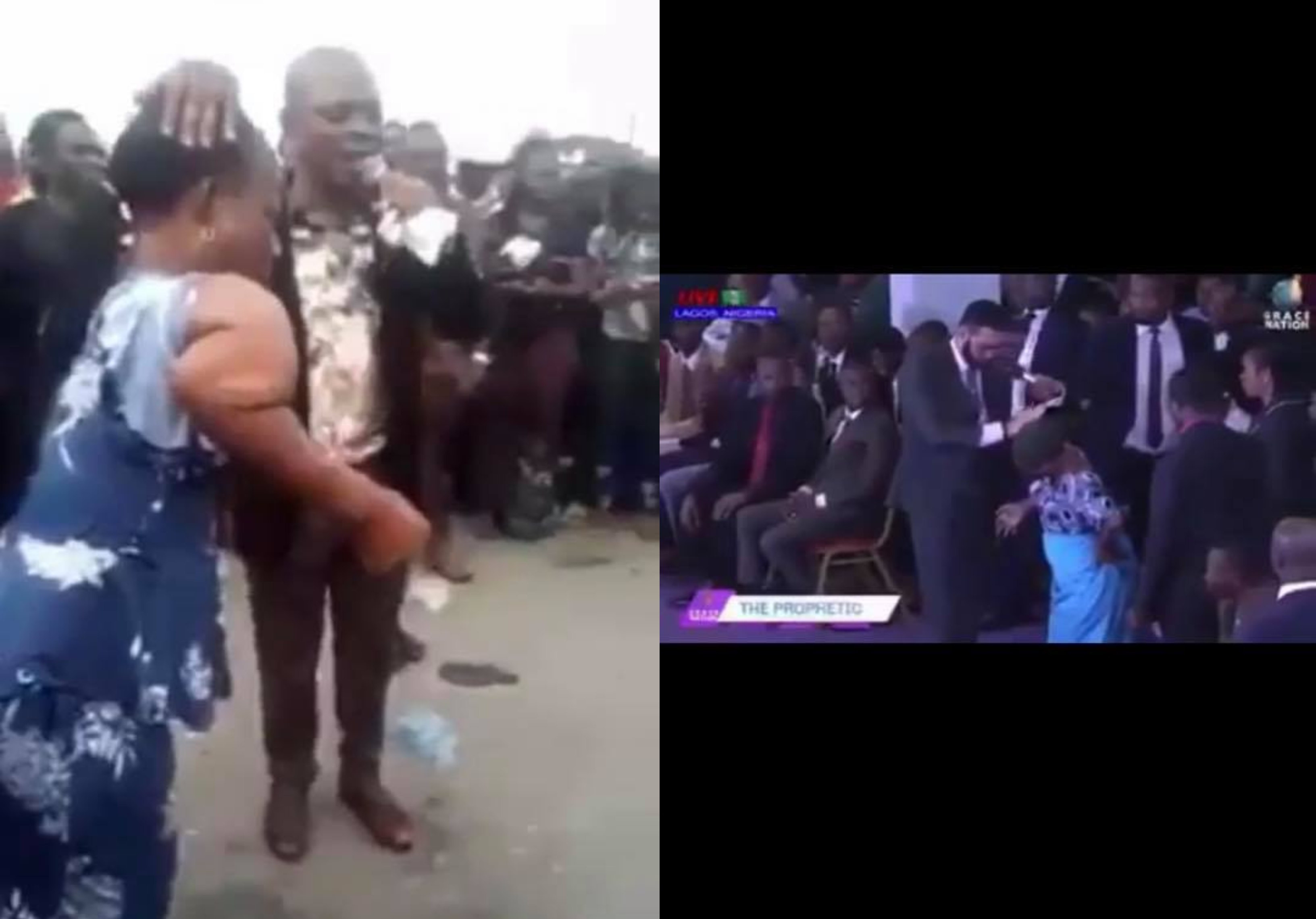 Woman used for miracle by two different pastors