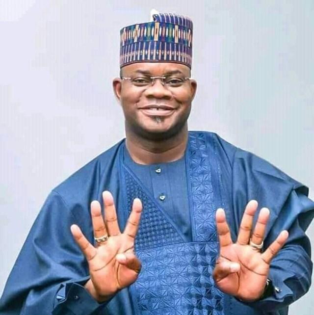 Gov Yahaya Bello