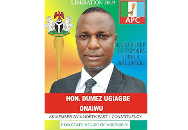 Mr. Ugiagbe Dumez