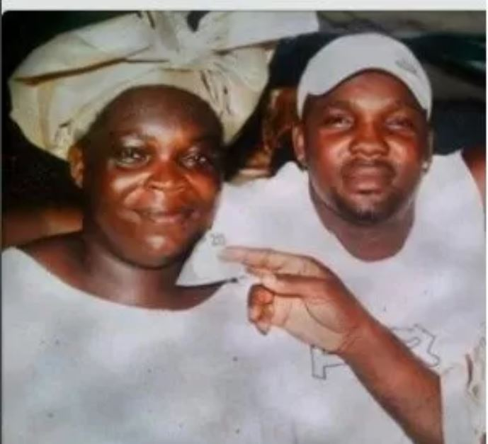 Actor Yomi Fabiyi , late mother
