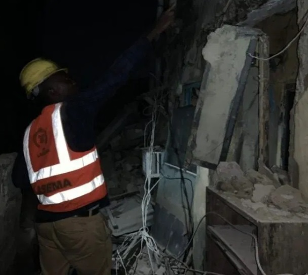 Ojuelegba building collapse