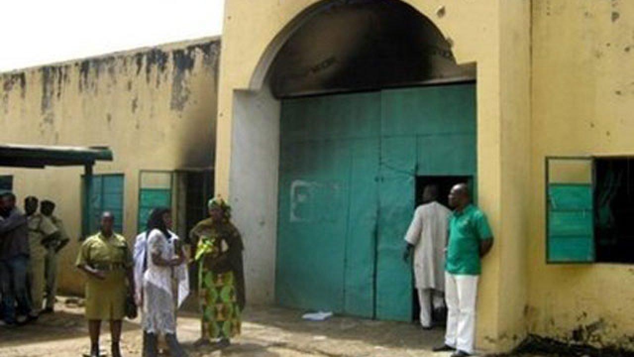 corruption in Maiduguri prison