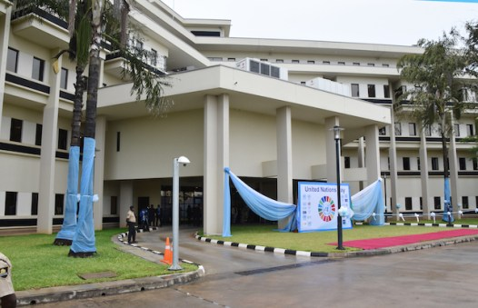 UN building reopens in Abuja