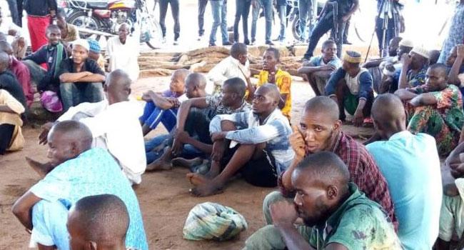 Kwara torture centre
