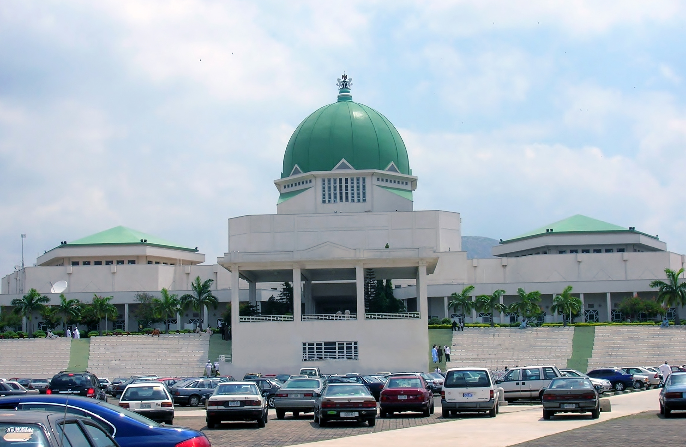 journalist chased from NASS