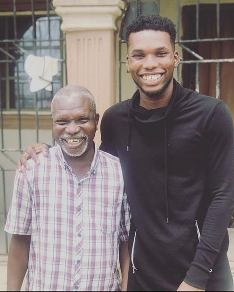 Victor AD's father dies