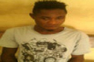 Uchenna Ebube robbery suspect