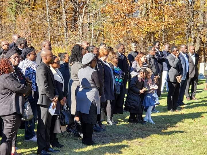 Pius Adesanmi's burial