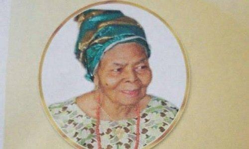 Lady Jibowu dies