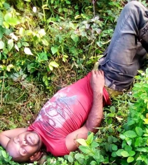 One of the kidnappers shot dead in Rivers