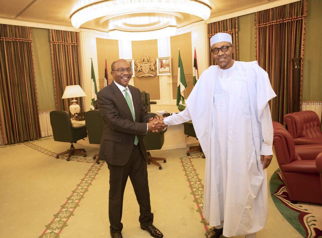 Buhari and Emefiele