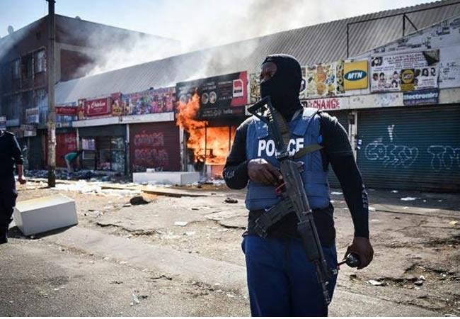 Gunmen kill Nigerians