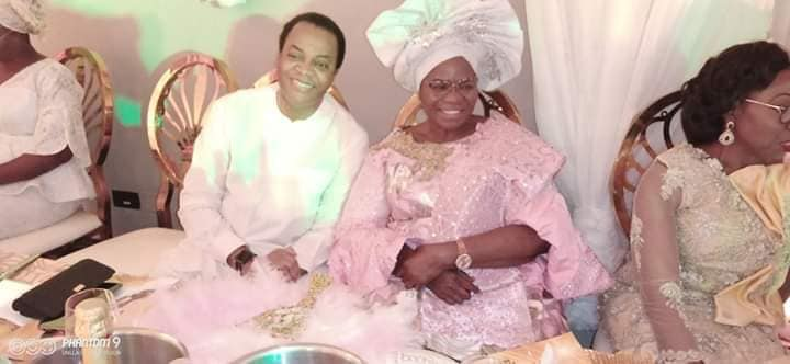 Ayo Fayose's mother's birthday