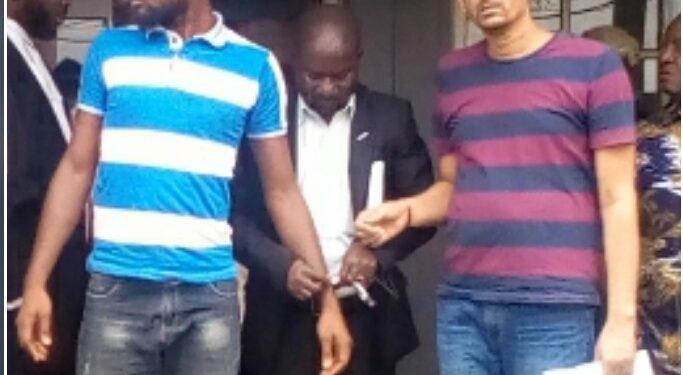 Olakunle Bello Shola and Santosh Sigh