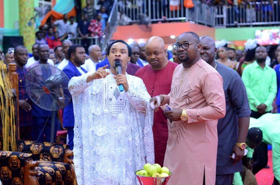 Prophet Chukwuemeka Ohanaemere