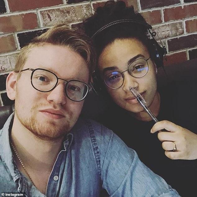 Maya Robinson and boyfriend drowned