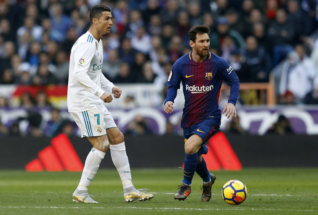 What Messi Did To Me In LaLiga - Cristiano Ronaldo Opens Up