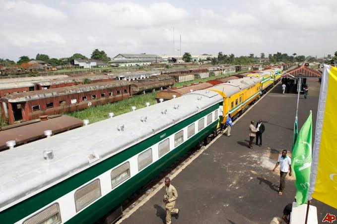 Railway, Nigeria