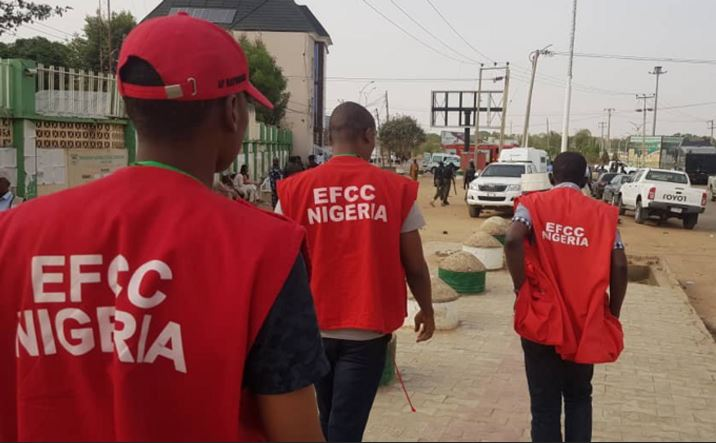 EFCC raids INEC office