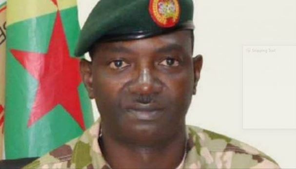 Army General redeployed