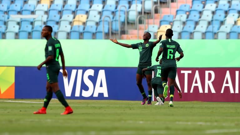 Nigeria vs Ecuardo