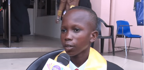 12-year-old Ghanaian Boy Gains Admission Into University