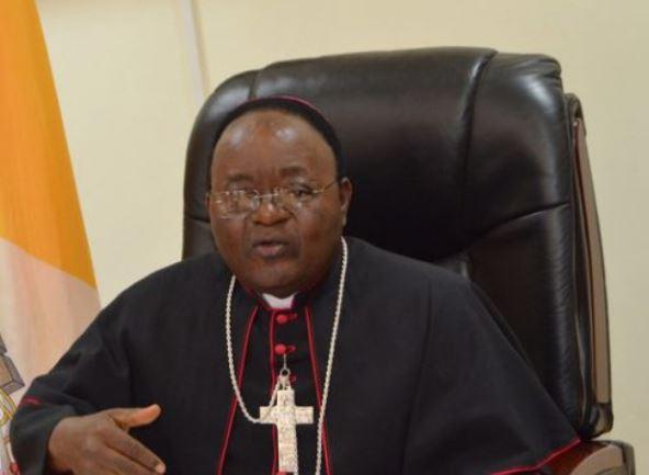 Archbishop of Kampala, Cyprian Kizito Lwanga