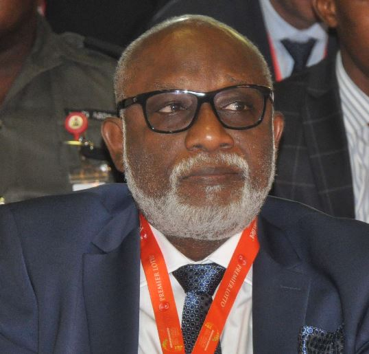 Ondo State Governor, Oluwarotimi Akeredolu