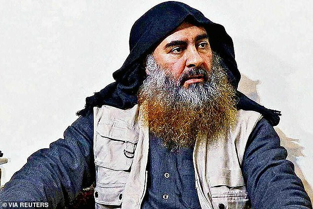 ISIS names new leader