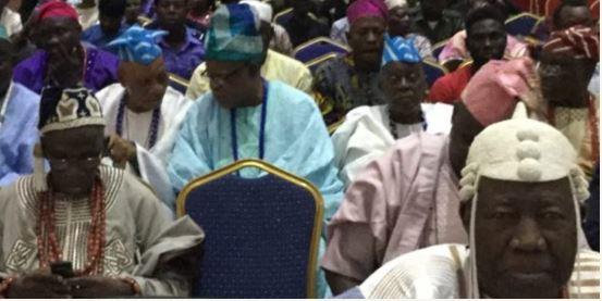 21 Ibadan Obas Drop Crowns, Reconcile With Olubadan