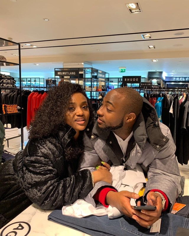 Davido Finally Talks on Getting Married to Chioma Soon