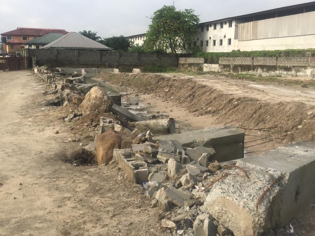 Untold Story Of The Crisis Behind 'Demolition' Of Port Harcourt Mosque (Photos)