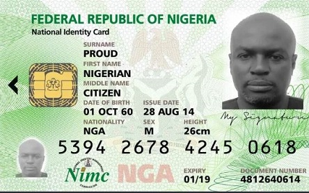 National ID Card: Nigeria Adopt September 16 As National ID Day