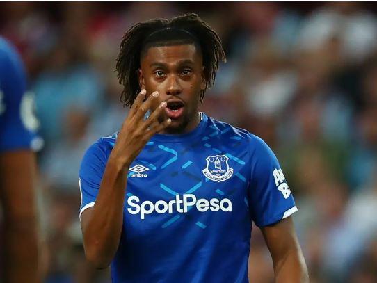 Alex Iwobi Has Made Everton Better: Paul Merson