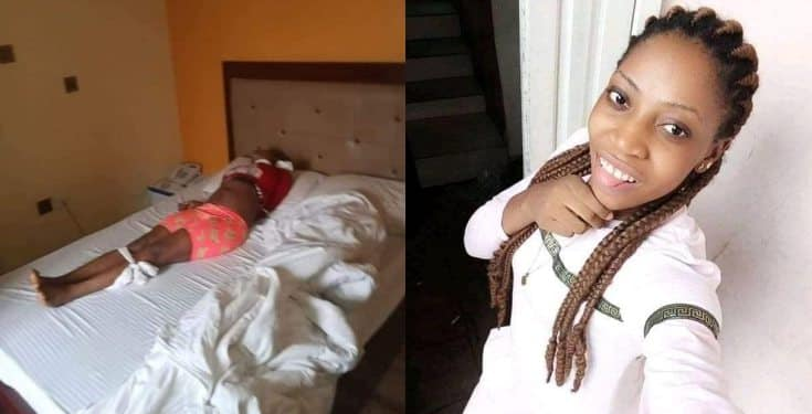 Identity Of Young Lady Killed Inside Hotel Room Revealed (Photos)