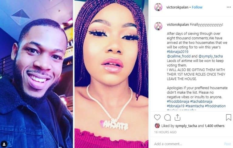 Frodd and Tacha_tori.ng