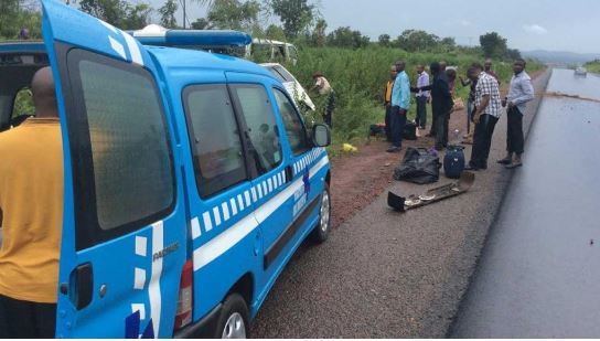 Two Killed, One Injured In Bauchi Auto Crash