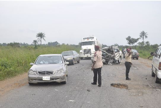 accident, Ogun