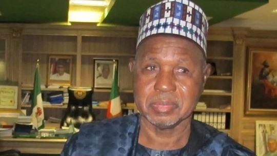 Governor Aminu Bello Masari