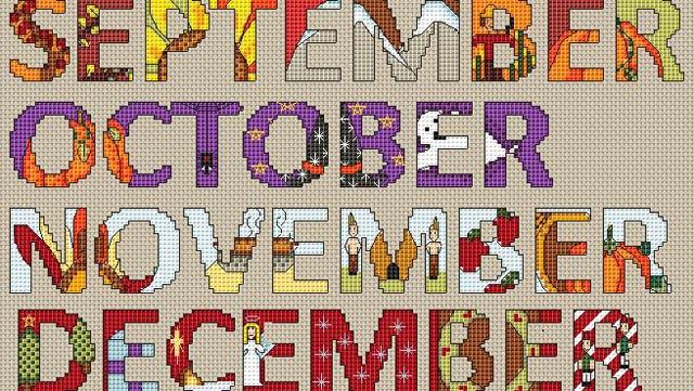 Ember months