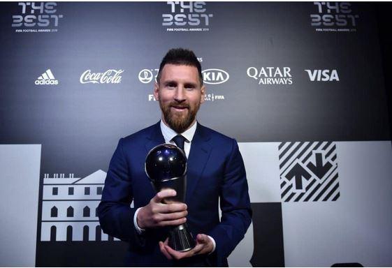 Messi FIFA Best