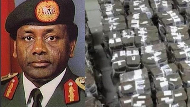 Sani Abacha loot