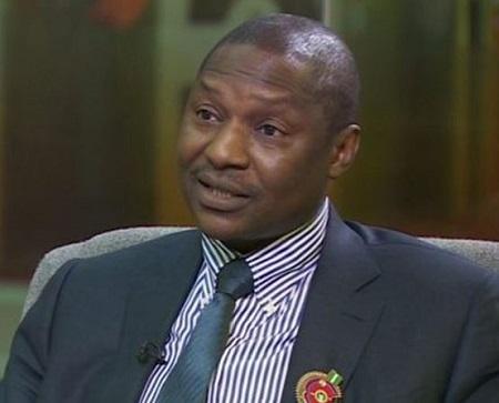 Minister of Justice, Mr. Abubakar Malami (SAN)