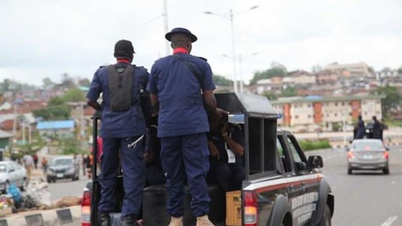 NSCDC arrests kidnapper