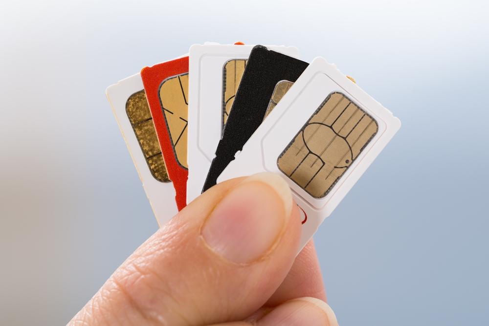 FG blocks SIMs