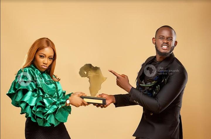 Khafi Kareem and Temisan Emmanuel
